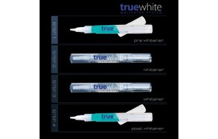 Truewhite 4 Step Whitening Kit - $13 with FREE Shipping!