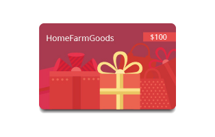 $100 Voucher to HomeFarmGoods