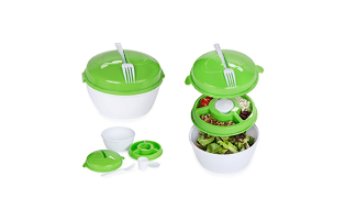 Salad Go Bowl - $12.00 with FREE Shipping!