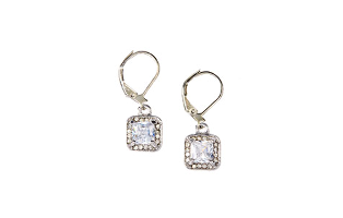 Ever After Crystal Earring - $10 with FREE Shipping!
