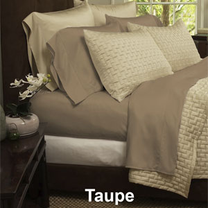 Piece Set: Super-Soft 1800 Series Bamboo Fiber Bed Sheets- $46 with ...